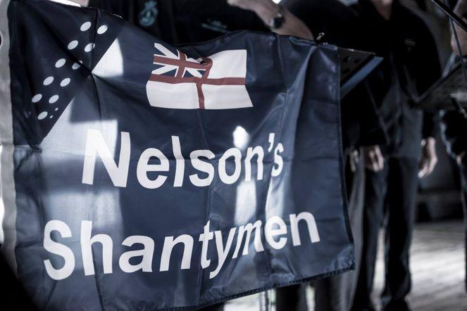 Nelson's Shantymen - About